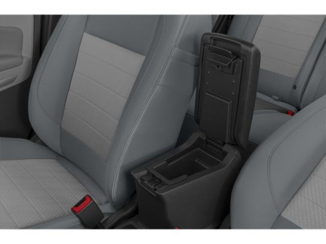 2018 Ford EcoSport Prices and Values Utility 4D SE AWD center storage console