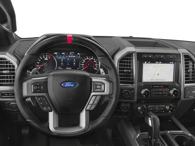 Ford F  Base Price Raptor Wd Supercrew   Box Pricing Drivers Dashboard