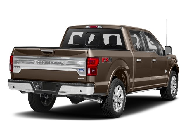 Ford F  Base Price King Ranch Wd Supercrew   Box Pricing Side