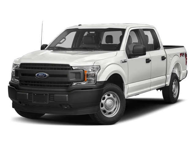 Ford F  Base Price Xl Wd Supercrew   Box Pricing Side Front