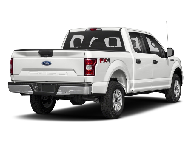 Ford F  Base Price Lariat Wd Supercrew   Box Pricing Side Rear