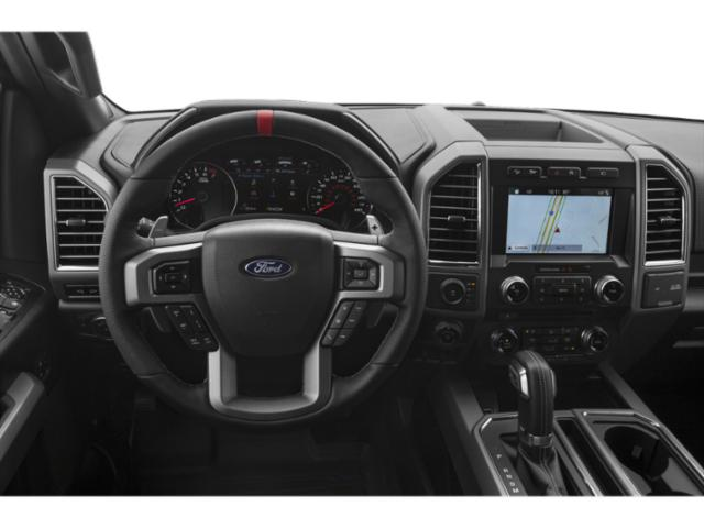 2018 Ford F-150 Prices and Values Crew Cab Lariat 4WD driver's dashboard