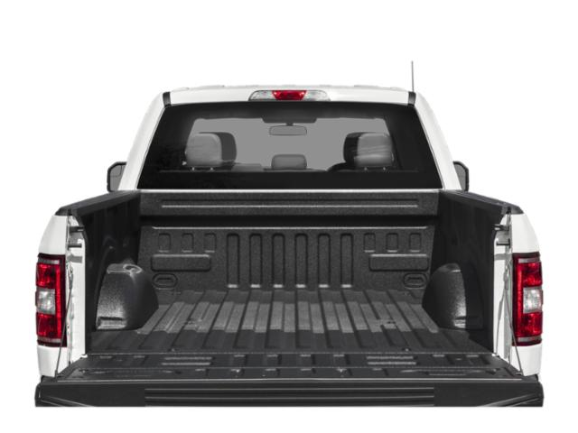 2018 Ford F-150 Prices and Values Crew Cab Lariat 4WD open trunk