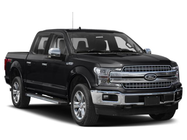 2018 Ford F-150 Prices and Values Crew Cab Lariat 4WD side front view