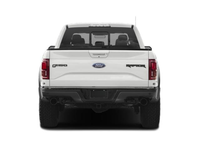 2018 Ford F-150 Prices and Values Crew Cab Lariat 4WD rear view