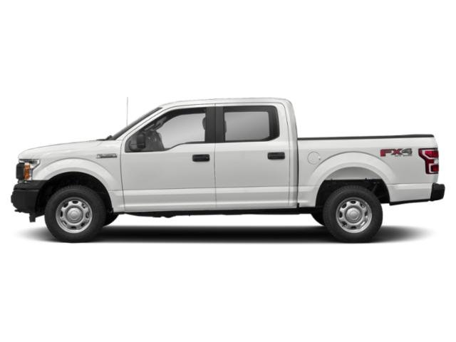 2018 Ford F-150 Prices and Values Crew Cab Lariat 4WD side view