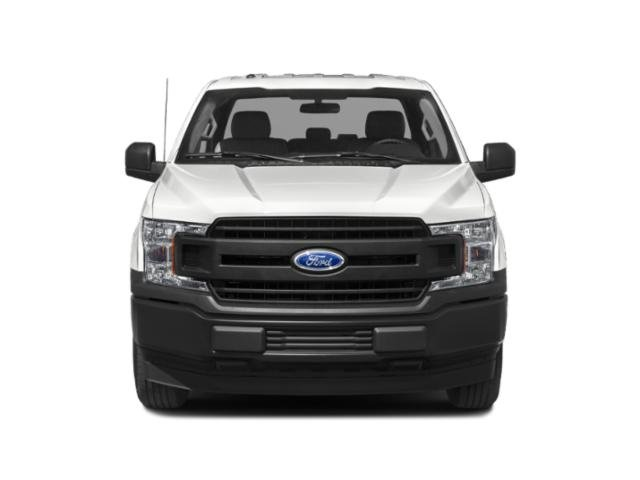 2018 Ford F-150 Prices and Values Crew Cab Lariat 4WD front view