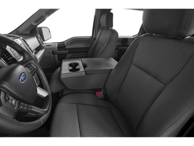 2018 Ford F-150 Prices and Values Crew Cab Lariat 4WD front seat interior