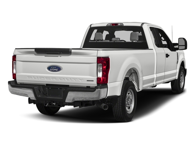 2018 Ford Super Duty F-250 SRW Base Price XL 4WD SuperCab 8' Box Pricing side rear view