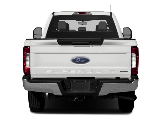 2018 Ford Super Duty F-250 SRW Base Price XL 4WD SuperCab 8' Box Pricing rear view
