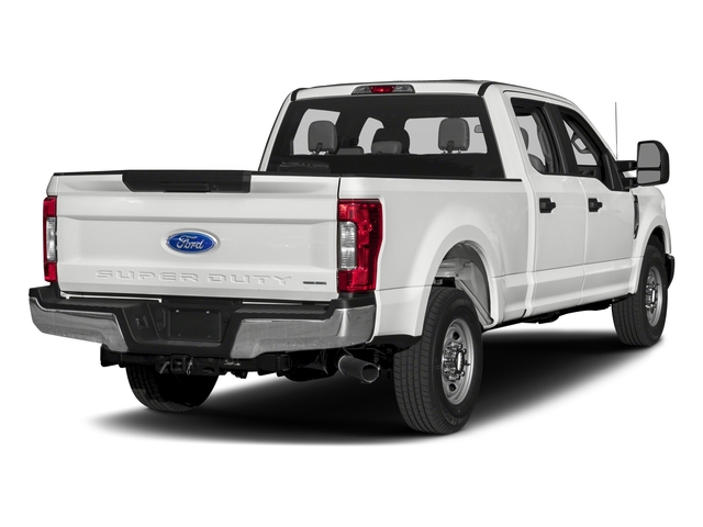2018 Ford Super Duty F-250 SRW Base Price XL 2WD Crew Cab 8' Box Pricing side rear view