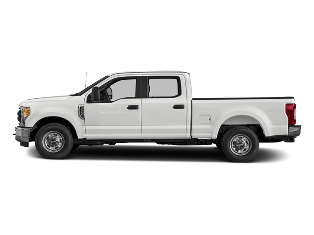2018 Ford Super Duty F-250 SRW Base Price XL 2WD Crew Cab 8' Box Pricing side view