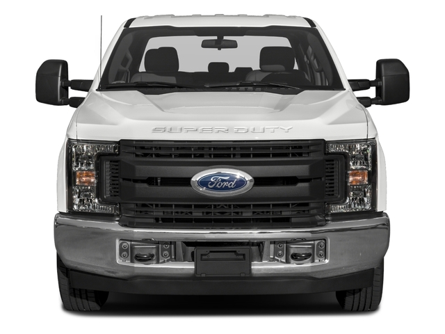 2018 Ford Super Duty F-250 SRW Base Price XL 2WD Crew Cab 8' Box Pricing front view