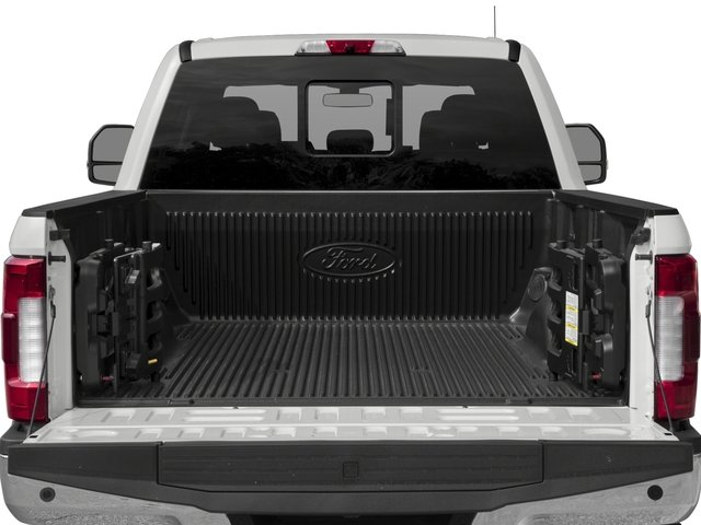 2018 Ford Super Duty F-350 SRW Base Price King Ranch 4WD Crew Cab 6.75' Box Pricing open trunk