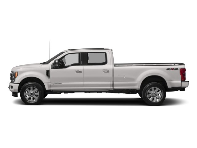 2018 Ford Super Duty F-250 SRW Prices and Values Crew Cab Platinum 4WD side view