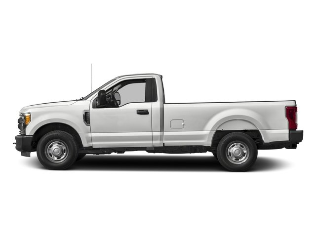 2018 Ford Super Duty F-250 SRW Base Price XL 2WD Reg Cab 8' Box Pricing side view