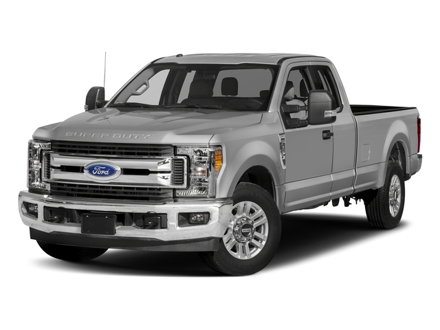 2018 Ford Super Duty F-250 SRW Base Price XLT 2WD SuperCab 6.75' Box Pricing side front view