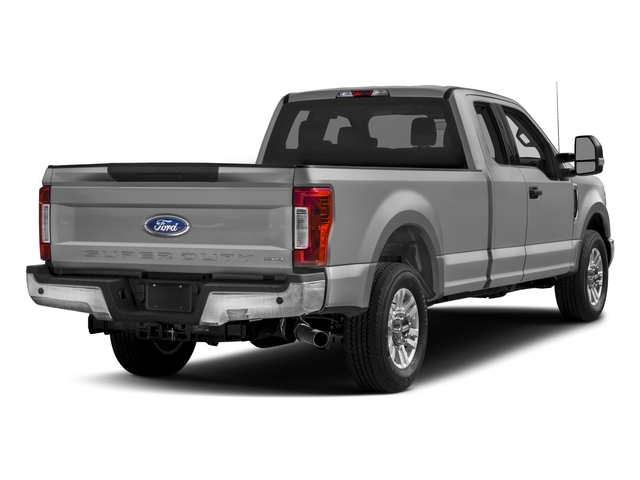 2018 Ford Super Duty F-250 SRW Base Price XLT 2WD SuperCab 6.75' Box Pricing side rear view