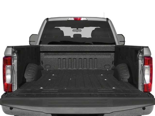 2018 Ford Super Duty F-250 SRW Base Price XLT 2WD SuperCab 6.75' Box Pricing open trunk