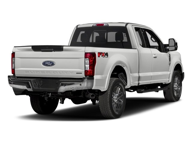 2018 Ford Super Duty F-250 SRW Base Price LARIAT 2WD SuperCab 8' Box Pricing side rear view