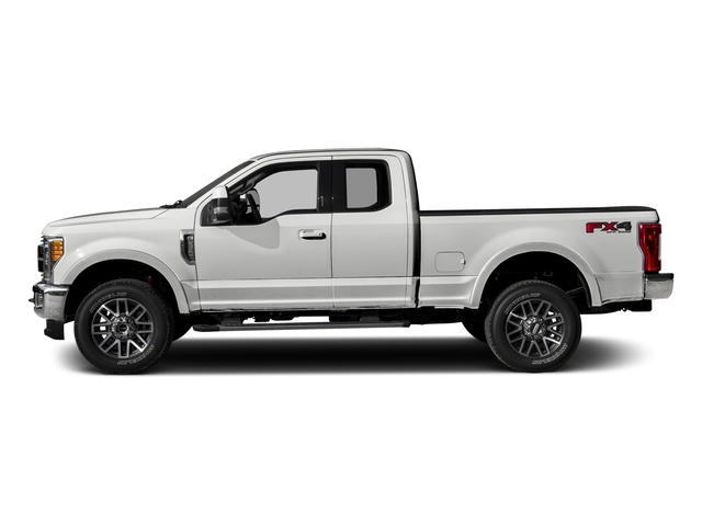 2018 Ford Super Duty F-250 SRW Base Price LARIAT 2WD SuperCab 8' Box Pricing side view