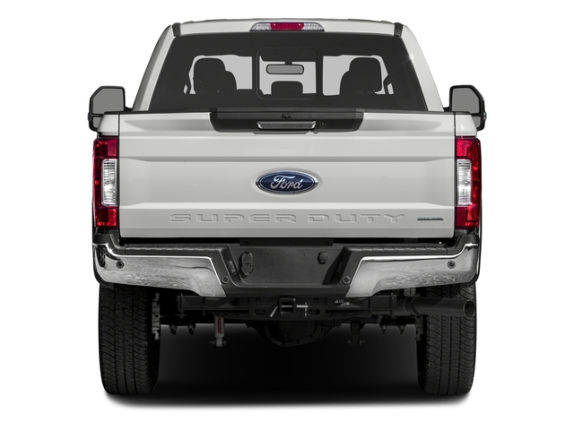 2018 Ford Super Duty F-250 SRW Base Price LARIAT 2WD SuperCab 8' Box Pricing rear view