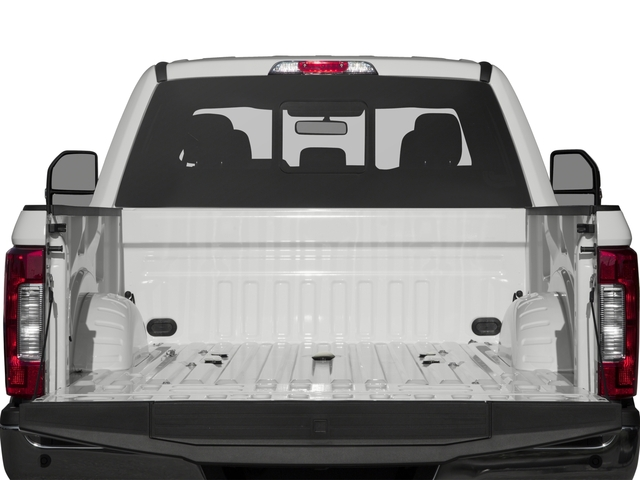 2018 Ford Super Duty F-250 SRW Base Price LARIAT 2WD SuperCab 8' Box Pricing open trunk