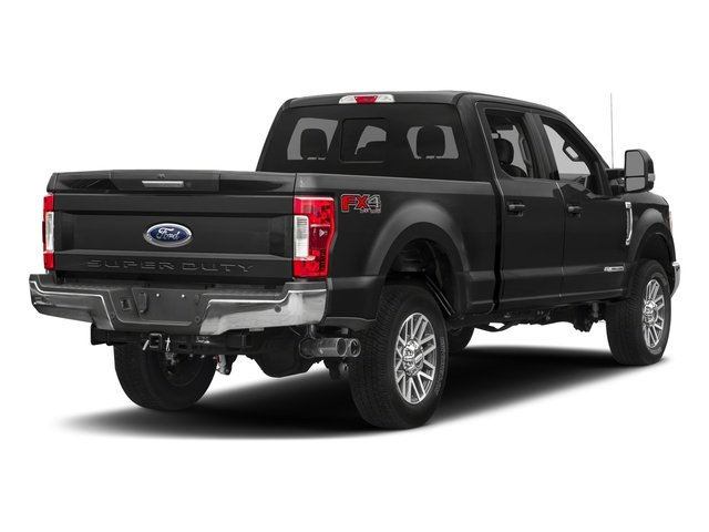2018 Ford Super Duty F-350 SRW Base Price LARIAT 2WD Crew Cab 6.75' Box Pricing side rear view