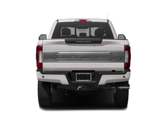 2018 Ford Super Duty F-250 SRW Pictures Super Duty F-250 SRW Supercab Lariat 2WD photos rear view