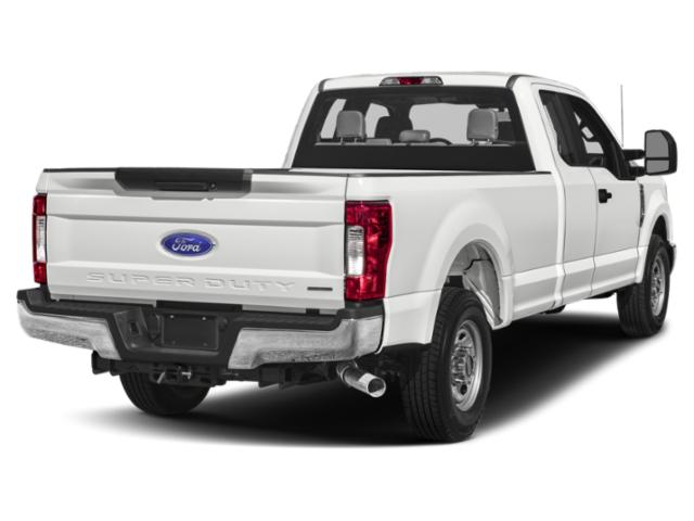 2018 Ford Super Duty F-250 SRW Pictures Super Duty F-250 SRW Supercab Lariat 2WD photos side rear view