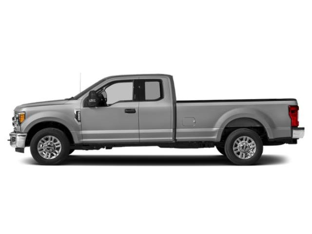 2018 Ford Super Duty F-250 SRW Pictures Super Duty F-250 SRW Supercab Lariat 2WD photos side view