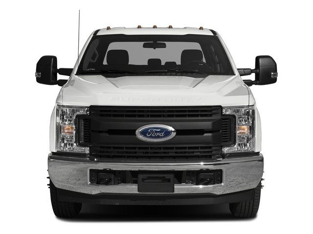 2018 Ford Super Duty F-350 DRW Pictures Super Duty F-350 DRW Crew Cab XL 2WD photos front view