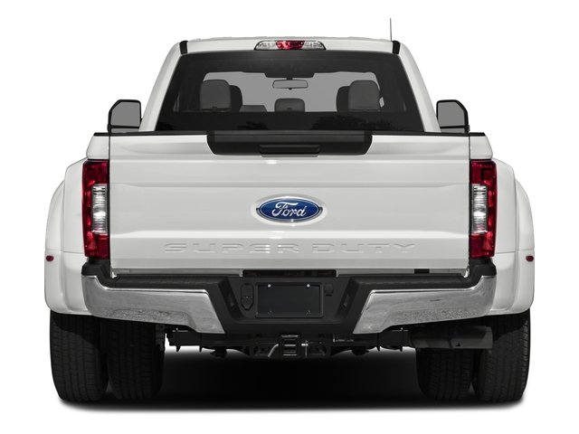 2018 Ford Super Duty F-350 DRW Pictures Super Duty F-350 DRW Crew Cab XL 2WD photos rear view