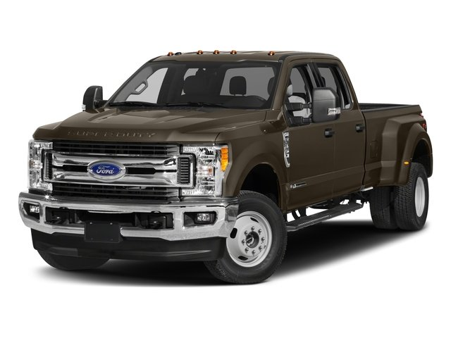 2018 Ford Super Duty F-350 DRW Prices and Values Crew Cab XLT 4WD