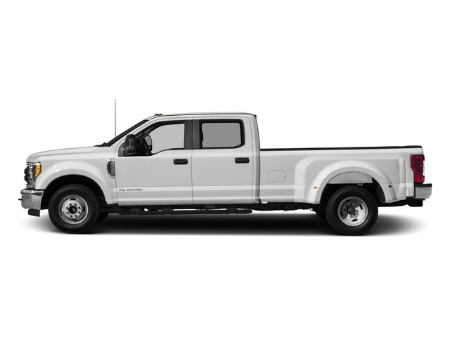 2018 Ford Super Duty F-350 DRW Prices and Values Crew Cab XLT 4WD side view