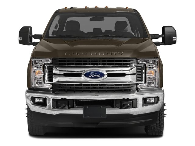 2018 Ford Super Duty F-350 DRW Prices and Values Crew Cab XLT 4WD front view