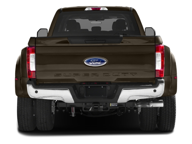 2018 Ford Super Duty F-350 DRW Prices and Values Crew Cab XLT 4WD rear view