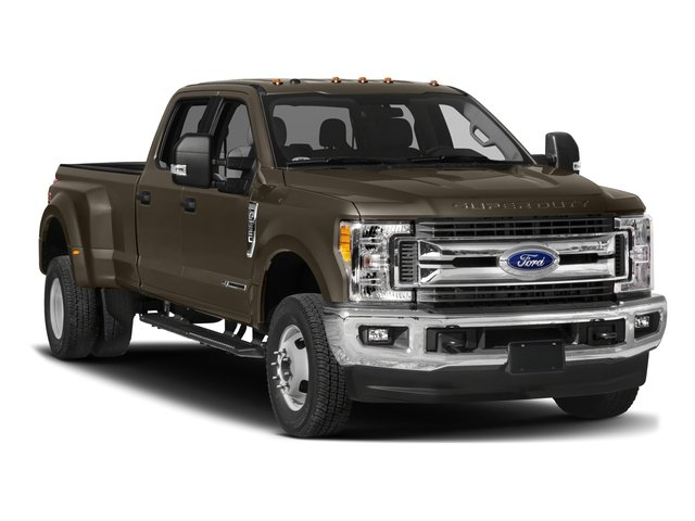 2018 Ford Super Duty F-350 DRW Prices and Values Crew Cab XLT 4WD side front view
