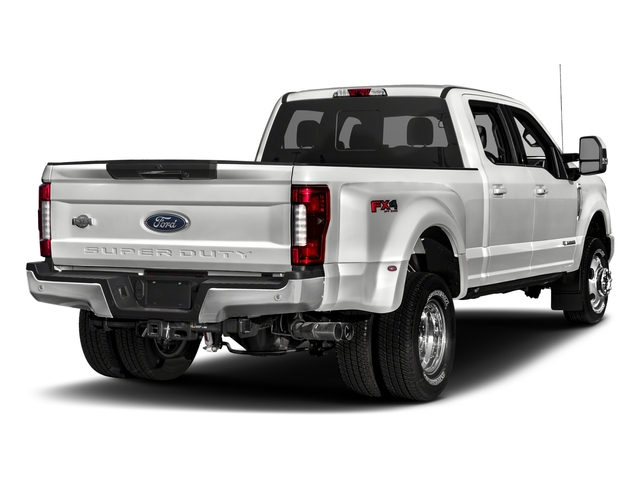 2018 Ford Super Duty F-350 DRW Base Price King Ranch 4WD Crew Cab 8' Box Pricing side rear view