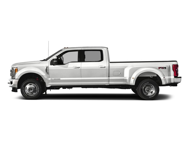2018 Ford Super Duty F-350 DRW Base Price King Ranch 4WD Crew Cab 8' Box Pricing side view
