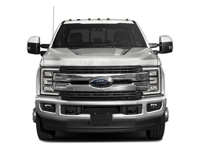 2018 Ford Super Duty F-350 DRW Base Price King Ranch 4WD Crew Cab 8' Box Pricing front view