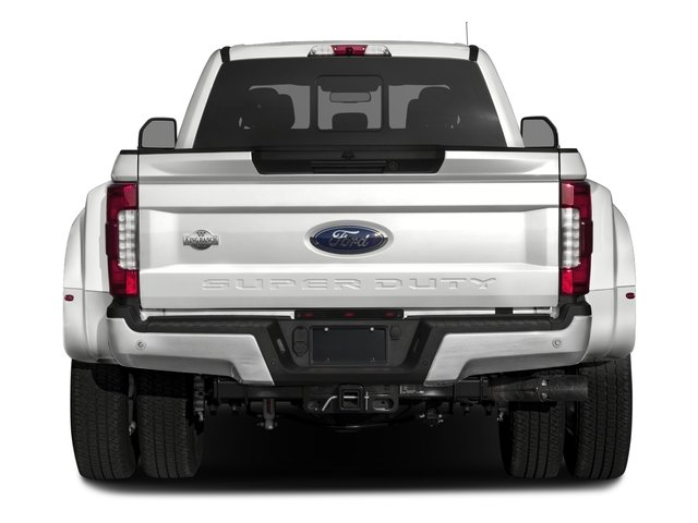 2018 Ford Super Duty F-350 DRW Base Price King Ranch 4WD Crew Cab 8' Box Pricing rear view