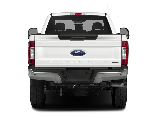 2018 Ford Super Duty F-250 SRW Pictures Super Duty F-250 SRW XLT 2WD Reg Cab 8' Box photos rear view
