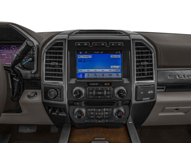 2018 Ford Super Duty F-350 DRW Base Price Limited 4WD Crew Cab 8' Box Pricing stereo system