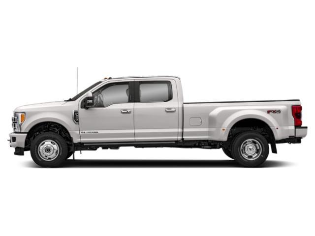 2018 Ford Super Duty F-350 DRW Pictures Super Duty F-350 DRW XL 4WD Reg Cab 8' Box photos side view