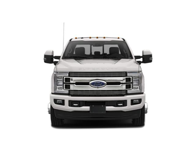 2018 Ford Super Duty F-350 DRW Pictures Super Duty F-350 DRW XL 4WD Reg Cab 8' Box photos front view
