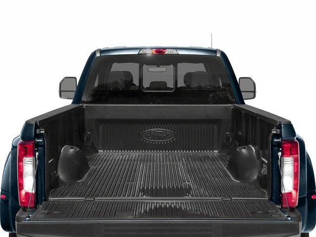 2018 Ford Super Duty F-450 DRW Prices and Values Crew Cab XLT 4WD T-Diesel open trunk