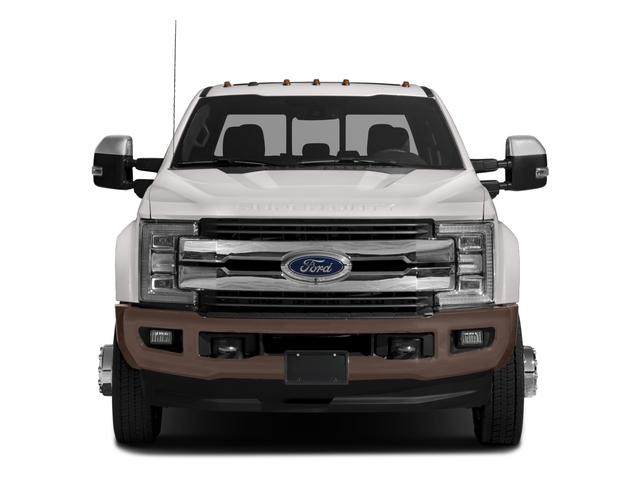 2018 Ford Super Duty F-450 DRW Pictures Super Duty F-450 DRW Crew Cab King Ranch 2WD T-Diesel photos front view