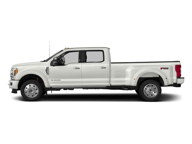 2018 Ford Super Duty F-450 DRW Pictures Super Duty F-450 DRW Platinum 2WD Crew Cab 8' Box photos side view