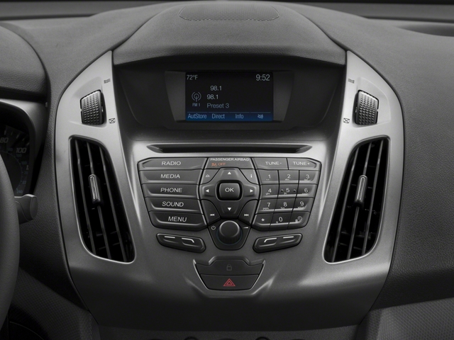 2018 Ford Transit Connect Van Base Price XLT LWB w/Rear Symmetrical Doors Pricing stereo system
